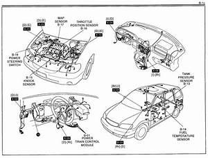 Where Is The Fuel Temperature Sensor Located On A 2003 Kia