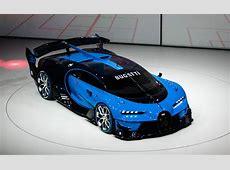 Future Bugatti Models Will Look Like This » AutoGuidecom News