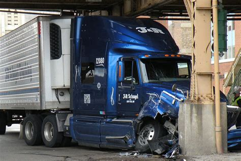 Truck Driver Is Among The Deadliest Jobs In The U.s