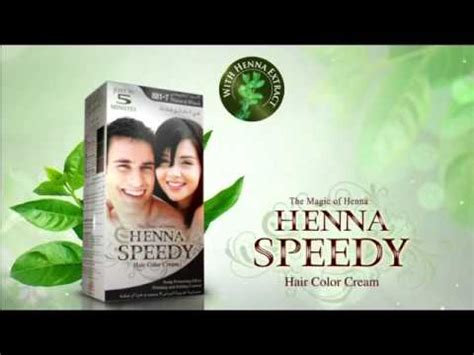 henna speedy hair color hindimp youtube