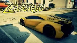 """GTA 5: Zentorno """"Lamborghini"""" Full Tuning Customization ..."""
