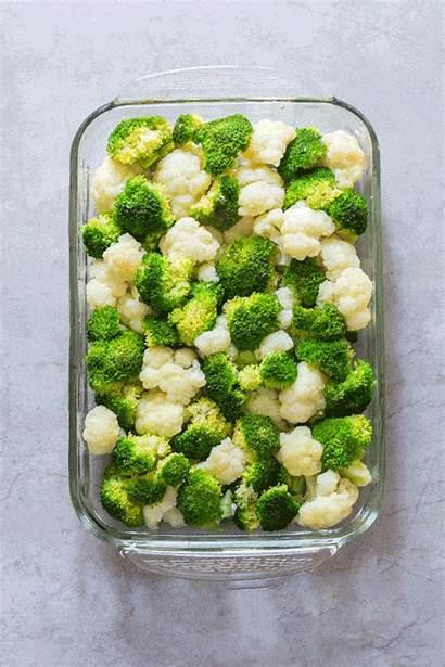 Broccoli Healthy Ham Casserole Animated Cauliflower Recipe