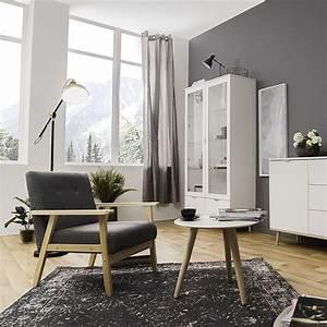 Rideau Salon Gris : rideaux de salon 10 id es pour vous inspirer blog but ~ Teatrodelosmanantiales.com Idées de Décoration