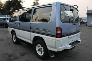 Mitsubishi Delica L300 1987 Diesel Manual For Sale