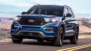 Green And Mean  Ford Explorer Hybrid And St Debut