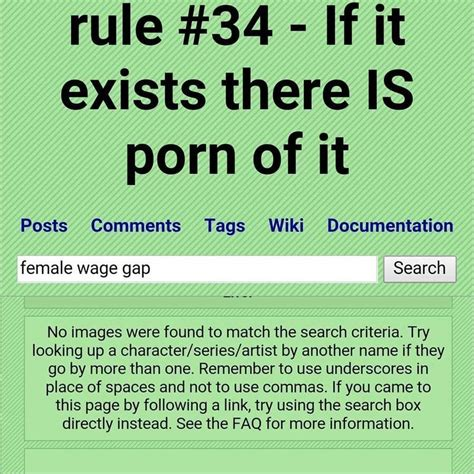 If It Exists Rule 34 Know Your Meme