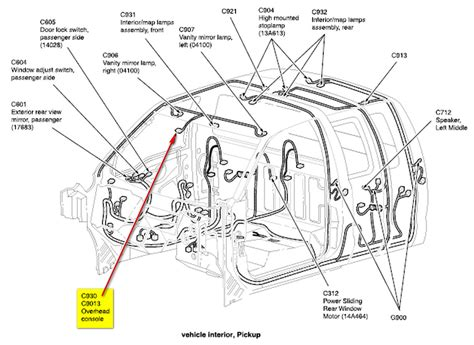 Wiring Schematic 2006 F250 Interior by 2004 F350 Crew Cab Diesel Loaded With Sunroof I Was