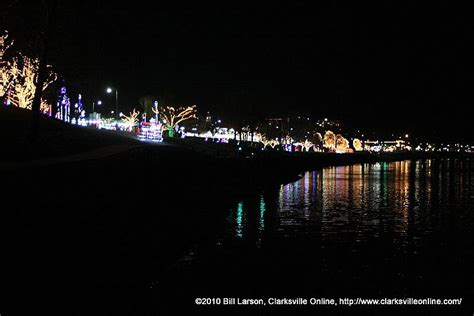 city of clarksville kicks off the 2010 christmas on the