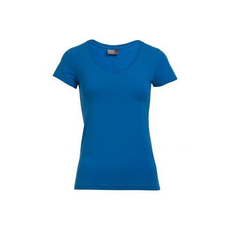 shirt v ausschnitt damen slim fit t shirt mit v ausschnitt damen promodoro