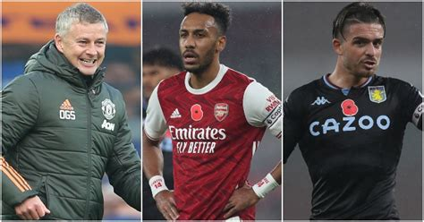 Arsenal get a kicking in Premier League winners and losers