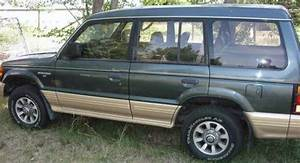 1992 Mitsubishi Montero Service  U0026 Repair Manual