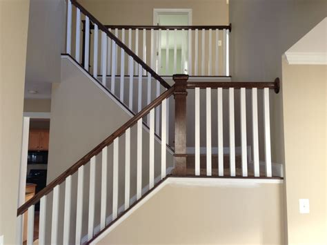 wood banisters made oak stair raling balusters by parz