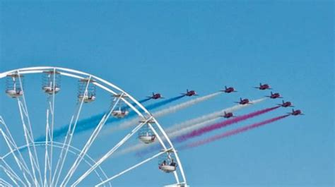 Weston Scow by Marvel At The Weston Air Show Visitengland