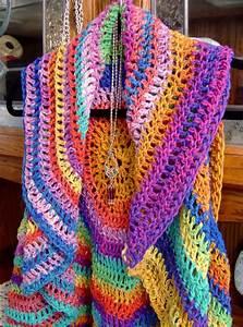 Crochet En S : tejidos crochet saco circular crochet ~ Nature-et-papiers.com Idées de Décoration
