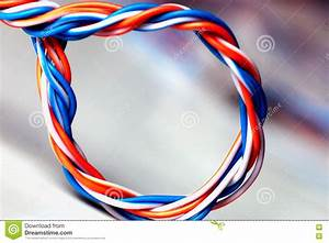 Macro, Color, Braided, Wire, Stock, Photo, Image, Of, Connection