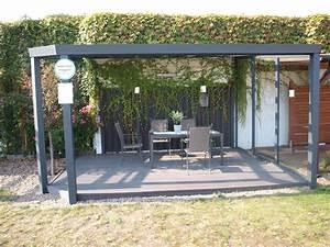 Aluminium Terrassenüberdachung Glas : aluminium terrassen berdachung glas pavillon aluminium glas 04 33 35 egenis inspirierend ~ Whattoseeinmadrid.com Haus und Dekorationen