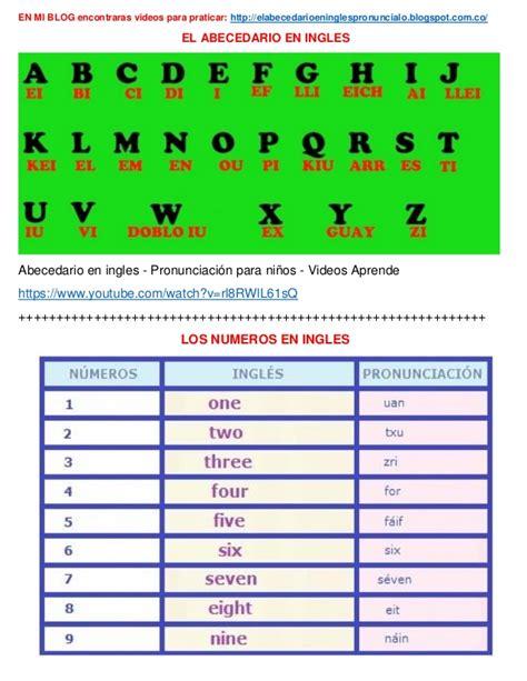 el abecedario en ingles y su pronunciacion nivel 1 lecci 211 n 1 quot 191 c 243 mo se escribe