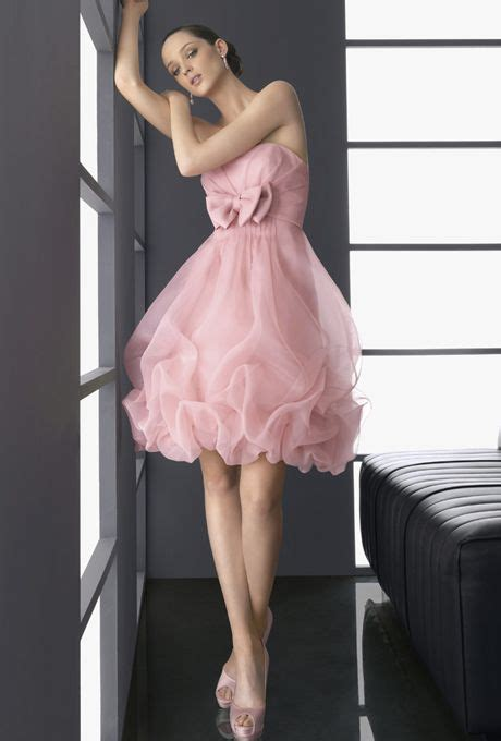 Aire Barcelona   Homecoming dresses, Pink homecoming dress ...