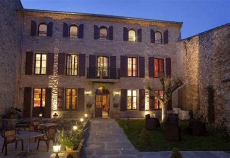 chambres d hotes à carcassonne villeneuve minervois carte plan hotel de