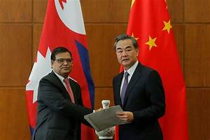 Much To India's Displeasure, China And Nepal Set To Hold ...