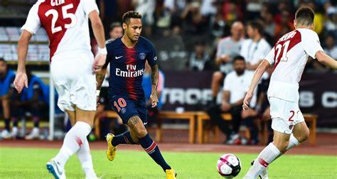Monaco - PSG en streaming : où voir le match
