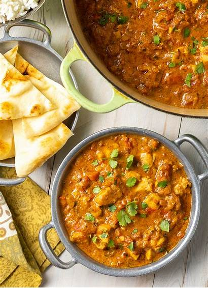 Curry Chicken Madras Recipe Easy Meals Spicy