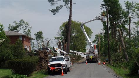 tornado touched   queens national weather service