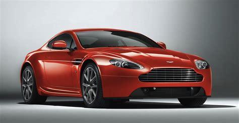2012 Aston Martin Vantage Lineup