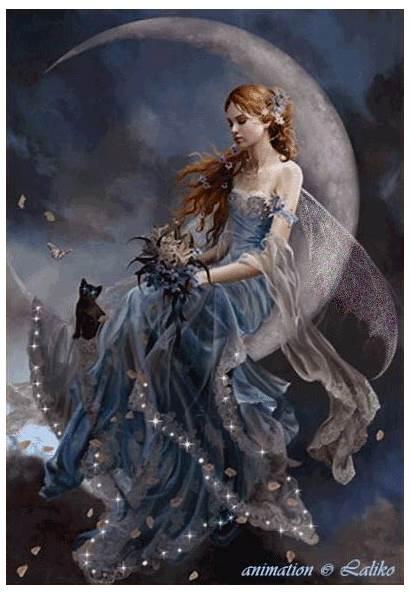 Fairy Moon Fairies Animated Creation