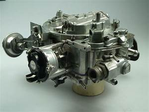 Chevy 350 Carburetor - Replacement Engine Parts