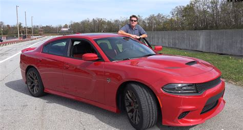 2015 Dodge Charger Hellcat   204 MPH Sledgehammer [Video