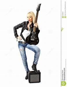 Image Gallery rockstar female