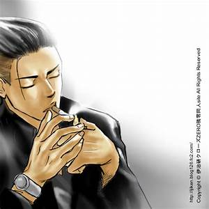 crows zero Genji Smoking by ijiken on DeviantArt