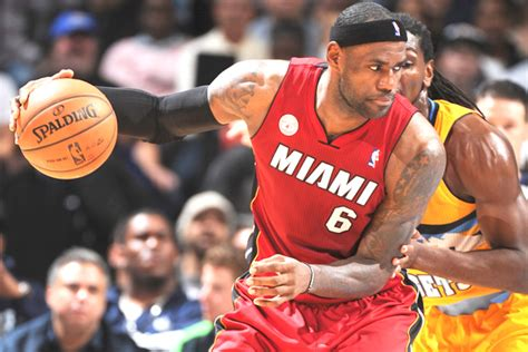 NBA MVP Odds: Is It Still LeBron's To Lose? | Bleacher ...