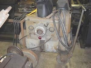 Hobart  U0026quot Torpedo U0026quot  Welder