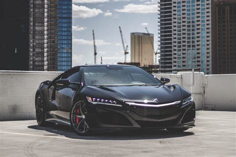 acura nsx 2017 the original japanese supercar carhopper