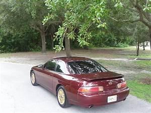 1997 Lexus Sc 400 - Overview