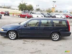 1998 Dark Blue Metallic Volvo V70 Glt  60445004 Photo  4