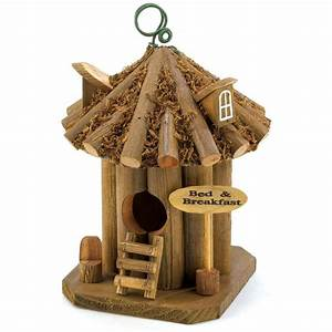 15 Cool Bird Houses - Well Done Stuff