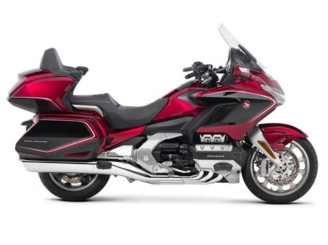 Honda Goldwing by New Honda Gold Wing Unveiled Mcn