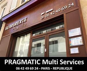 Depannage serrurerie 24 24 7 7 paris for Depannage serrurerie 75009
