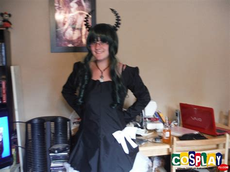 2 Sets Of Dead Master Cosplay Costume, Wig, Props And