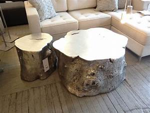 17 best images about abc carpet home store on pinterest With silver tree trunk coffee table