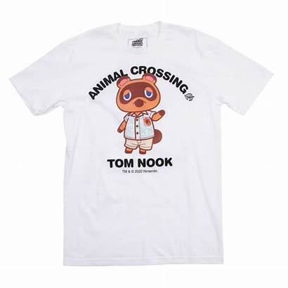 Crossing Animal Graph Nintendo Nook Tom Official