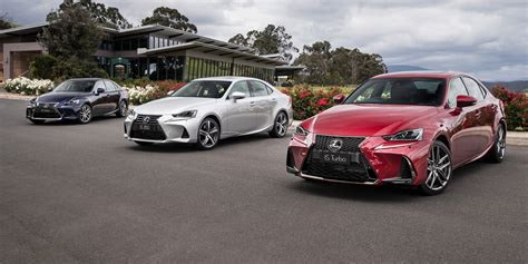 lexus models 2017 lexus is model range pricing and specs new looks and