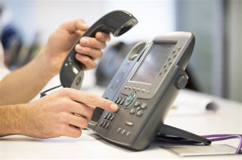 the phone is the office desk phone obsolete cio