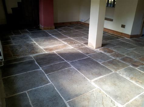 Flagstone Floor Clean & Seal Oxfordshire
