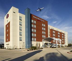 Hotel SpringHill Suites Intercontinental, Houston, TX ...