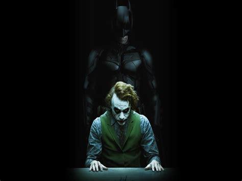 Who's Insane? Batman Or Joker (analysis Of Human Behavior