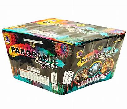 Gram 500 Fireworks Spectacular Repeaters Grucci Panoramic